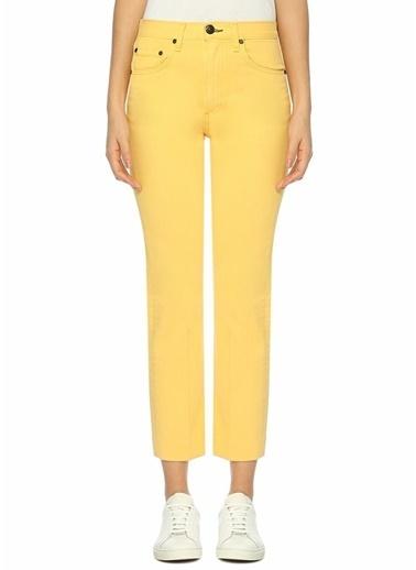 Rag&Bone Pantolon Sarı